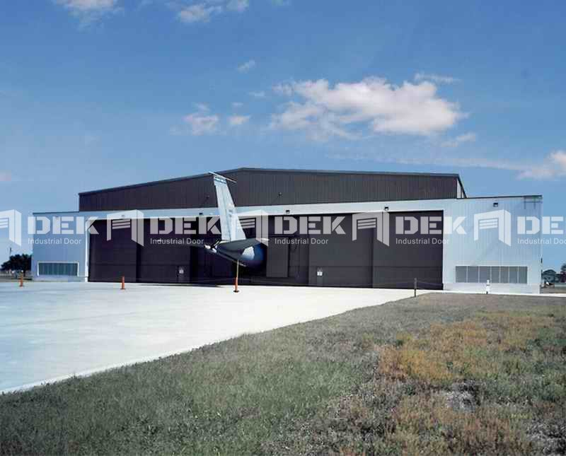 Sliding Hangar Door 00