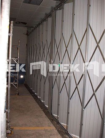 Accordion Folding Door 06