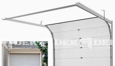 Industrial Sectional Overhead Door 12