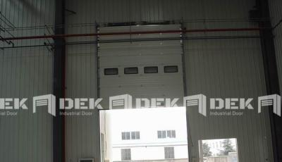 Industrial Sectional Overhead Door 02